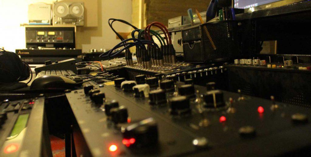 Studio – Joe Caithness Mastering